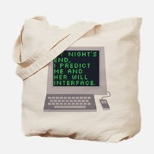 Sixteen Candles Interface Tote Bag
