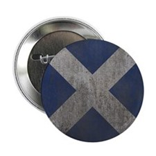 """Scotland Independence Flag 2.25"""" Button"""