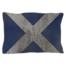 Scotland Independence Flag Pillow Case