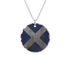 Scotland Independence Flag Necklace