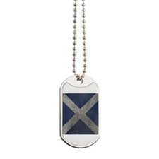 Scotland Independence Flag Dog Tags