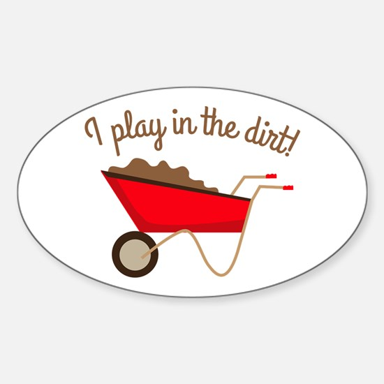 Dirt Play Decal