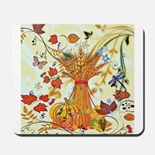 Autumn delight Mousepad