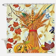 Autumn delight Shower Curtain