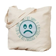 Sixteen Candles Happy Tote Bag