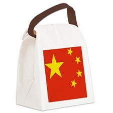 Flag of the People's Republic of  Canvas Lunch Bag