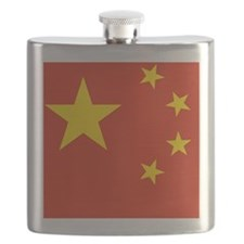 Flag of the People's Republic of China Flask
