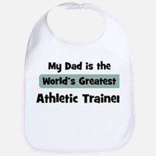 Worlds Greatest Athletic Trai Bib