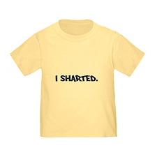 I Sharted - T-Shirt