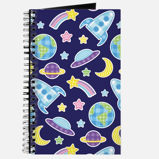 Outer Space Explorer Journal