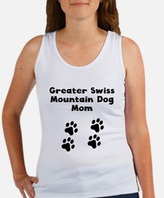 Greater Swiss Mountain Dog Mom Tank Top