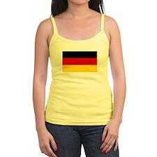Germany Flag Jr.Spaghetti Strap