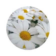 Fields Of Daisies Ornament (Round)