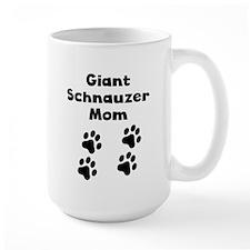 Giant Schnauzer Mom Mugs