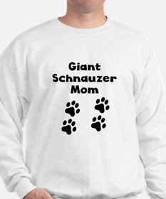 Giant Schnauzer Mom Sweatshirt