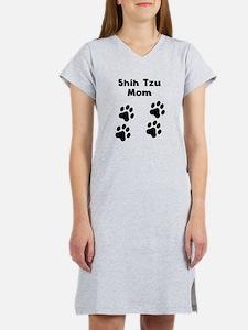 Shih Tzu Mom Women's Nightshirt