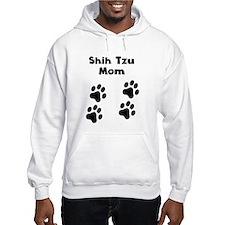 Shih Tzu Mom Hoodie