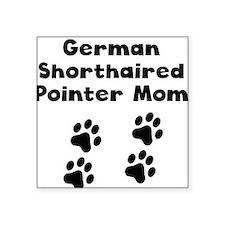 German Shorthaired Pointer Mom Sticker
