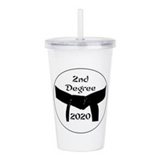 Martial Arts 2nd Acrylic Double-Wall Tumbler