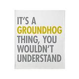 Groundhog Blankets