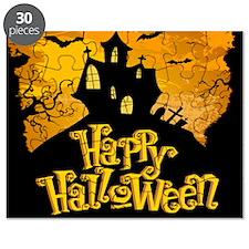 Haunted Mansion Puzzle