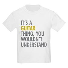 Its A Guitar Thing T-Shirt