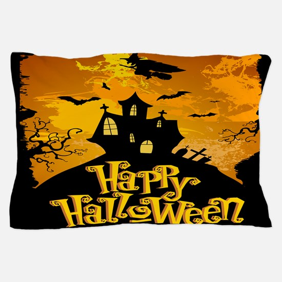 Haunted Mansion Pillow Case