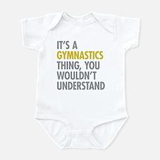 Its A Gymnastics Thing Infant Bodysuit
