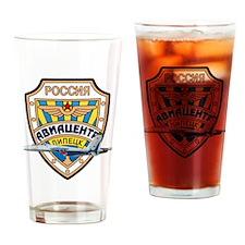 Unique Military design Drinking Glass