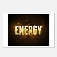 Energy Postcards (Package of 8)