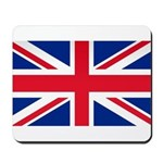 Britain Flag Mousepad