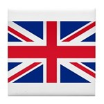 Britain Flag Tile Coaster