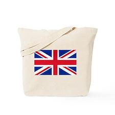 Britain Flag Tote Bag