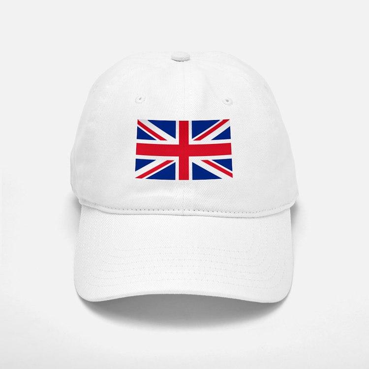 Britain Flag Baseball Baseball Cap