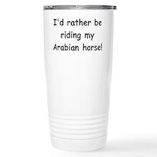 Unique Horseback Thermos Mug