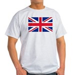 Britain Flag Light T-Shirt