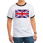 Britain Flag Ringer T