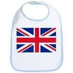Britain Flag Bib