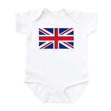 Britain Flag Infant Bodysuit