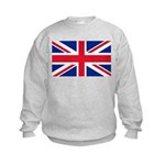 Britain Flag Kids Sweatshirt