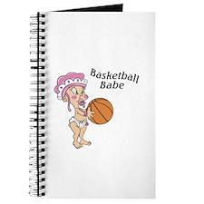 Girls Basketball Basketball Babe Journal