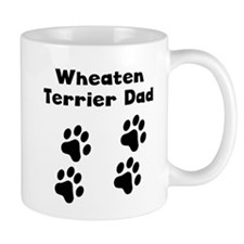 Wheaten Terrier Dad Mugs
