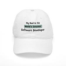 Worlds Greatest Software Deve Baseball Cap