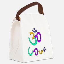 Cute 4 elements Canvas Lunch Bag