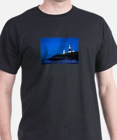 Long Island. Montauk Point Light. T-Shirt