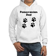 Pomeranian Dad Hoodie