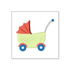Baby Stroller Sticker