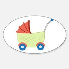 Baby Stroller Decal