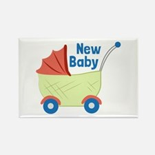 New Baby Magnets