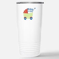 Riding in Style Travel Mug